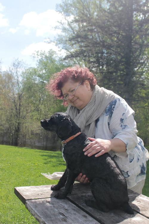 Reiki for dogs - Tana Saler