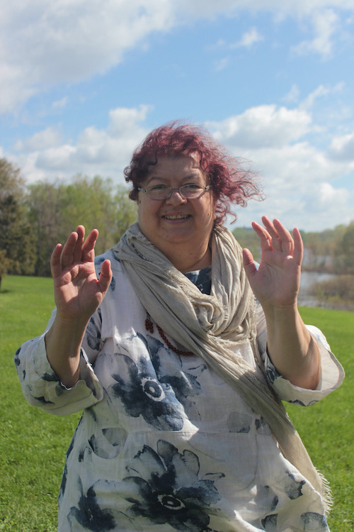Tana Saler distant healing Reiki